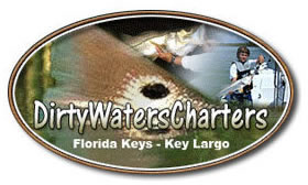 Dirty Waters Charters Logo